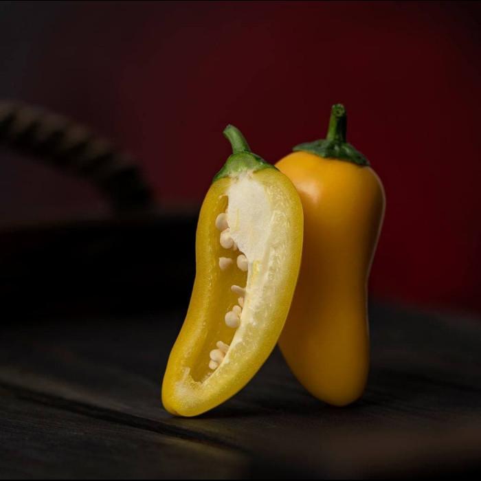 Насіння Jalapeno Yellow Spice