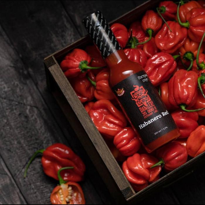 Habanero Red соус