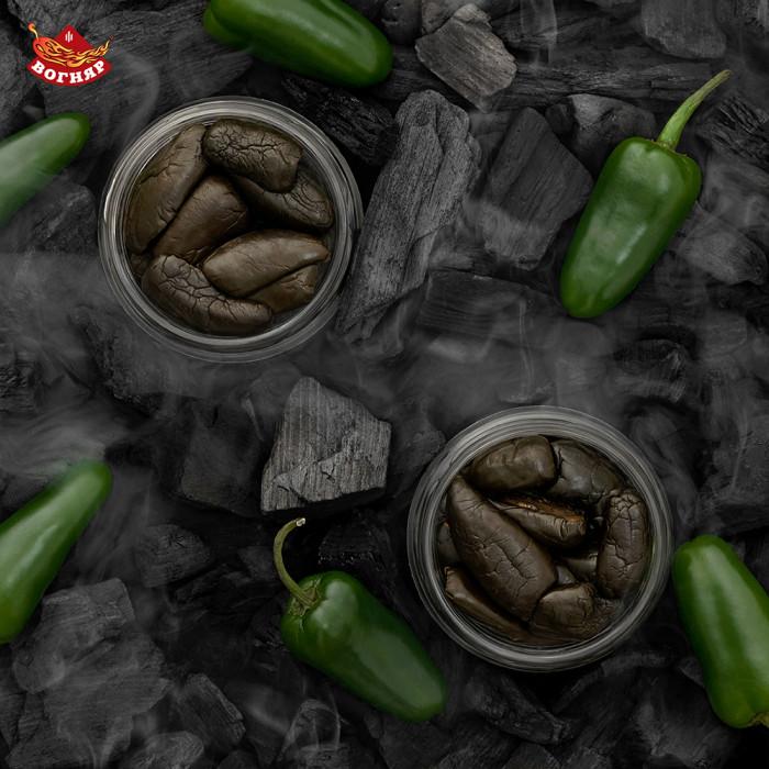 Копчений халапеньйо - легендарна мексиканська закуска