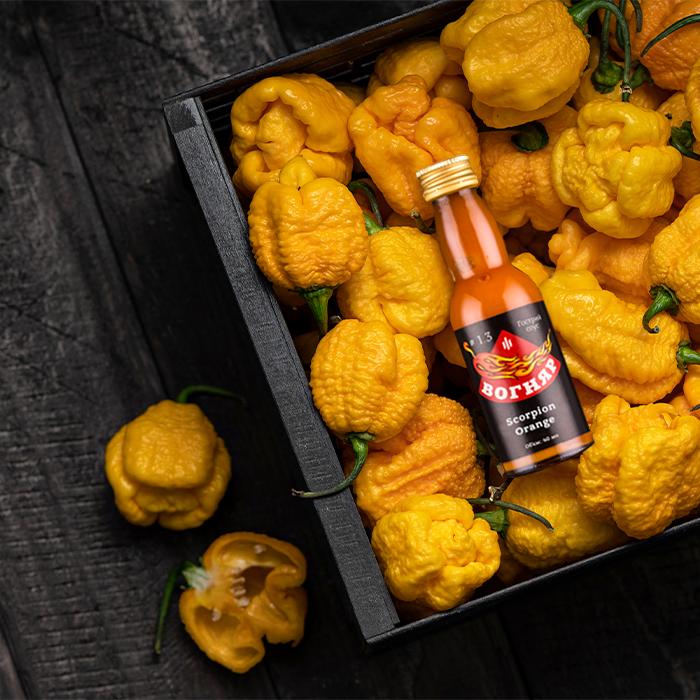 Scorpion Orange соус